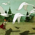 Мультфильм «Гуси-лебеди»